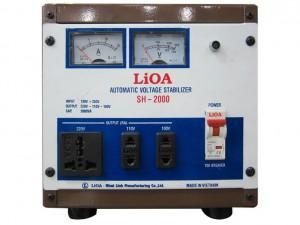 ỔN ÁP LiOA SH-2000II