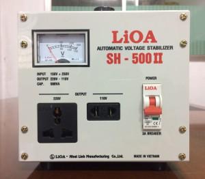 ỔN ÁP LiOA SH-500II