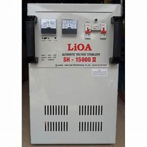 ỔN ÁP LiOA SH-15000II